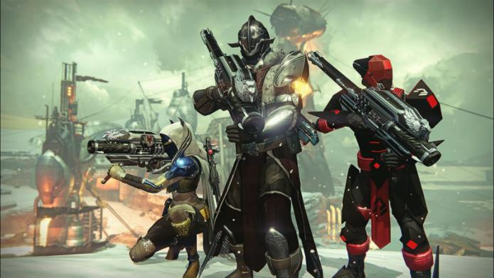 Uma nova história aguarda os jogadores em Destiny: Rise of Iron (Foto: Divulgação/Activision)