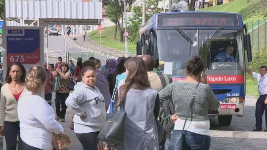 Impasse suspende integração de ônibus intermunicipais em Valinhos