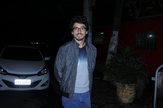 Jesuíta Barbosa (Foto: Marcello Sá Barretto / AgNews)
