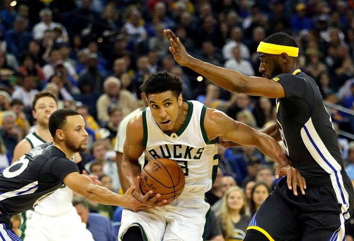 Malcolm Brogdon, do Milwaukee Bucks, foi a 36ª escolha do draft de 2016 (Foto: Getty Images)