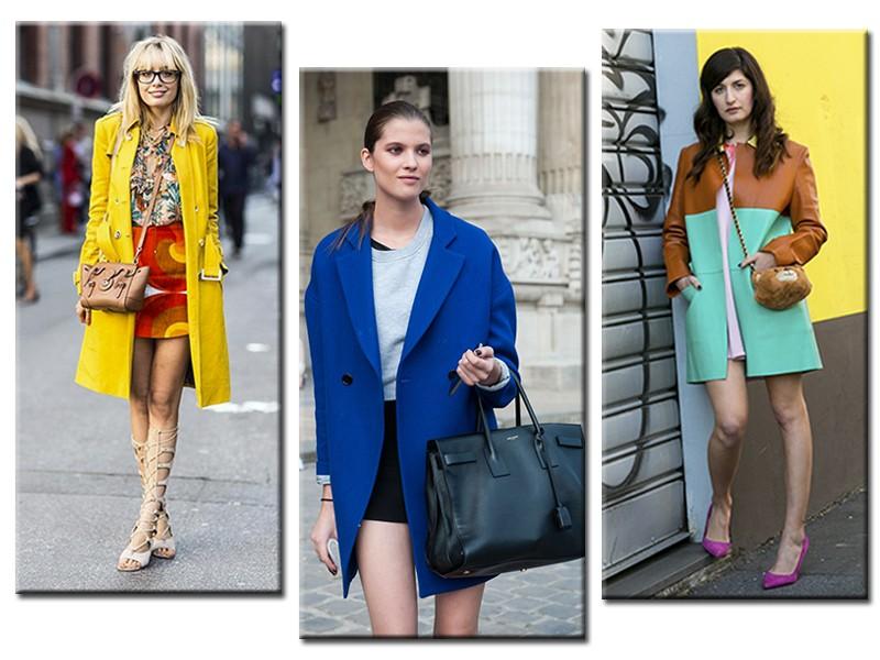 Use um vestido curto de ver�o com um casaco de inverno (Foto: Reprodu��o/Instagram Sandra Semburg/ImaxTree)