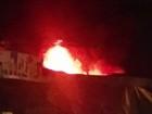 Incêndio atinge loja de calçados no bairro de Areias, no Recife