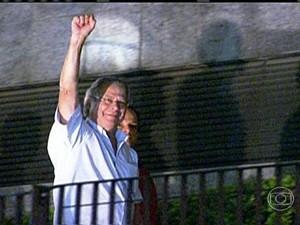José Dirceu (Foto: TV Globo)