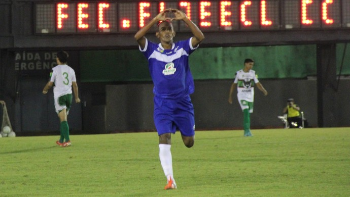 Juliano César, atacante Atlético_AC (Foto: Duaine Rodrigues)