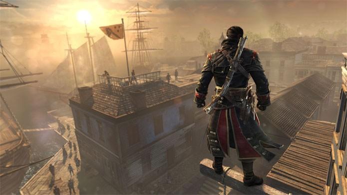 Assassins Creed Rogue (Foto: Divulgação)