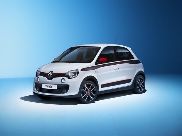 Novo Renault Twingo (Foto: Divulgação)