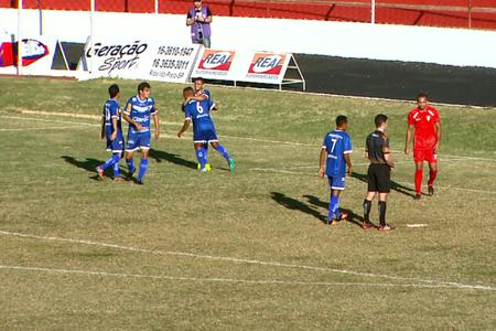 Rio Claro Copa Paulista (Foto: Reprodução EPTV)