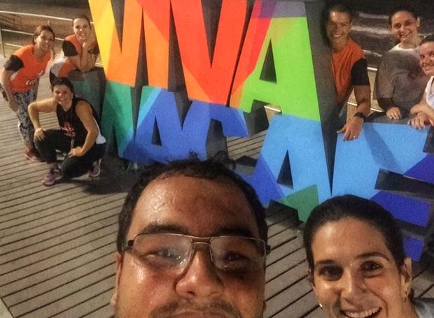 Projeto Viva Macaé (Foto: Divulgação/ Inter TV)