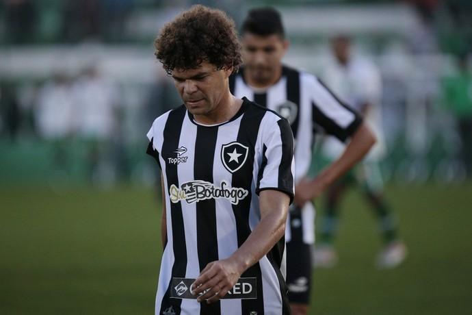 Camilo, Botafogo (Foto: Márcio Cunha / Agência Estado)