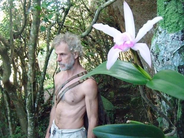 Amigos que consideram vilmar um 'defensor da natureza' dizem que Vilmar não tem para onde ir (Foto: Karuna Gargantiel)