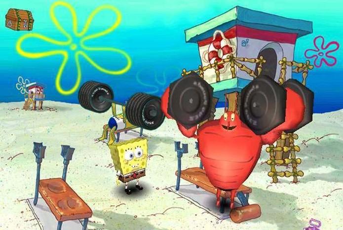 SpongeBob SquarePants: Revenge of the Flying Dutchman (Foto: Divulgação)