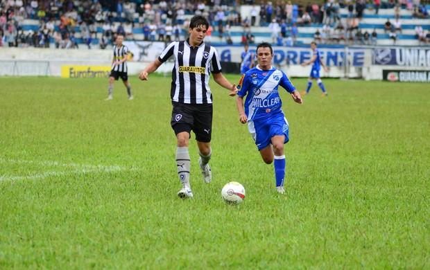 Taubaté x Botafogo pela Copa São Paulo de Futebol Júnior (Foto: Jonas Barbetta/ Top 10 Comunicação)