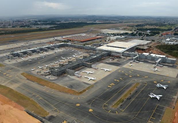 Aeroporto de Viracopos (Foto: Divulgação)