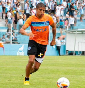 Bergson é um dos reforços do Paysandu para 2017 (Foto: Fernando Torres/Paysandu)