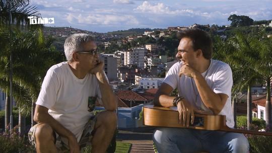 Tô Indo desembarca em São João Nepomuceno e Mário conhece dialeto próprio que atravessa gerações