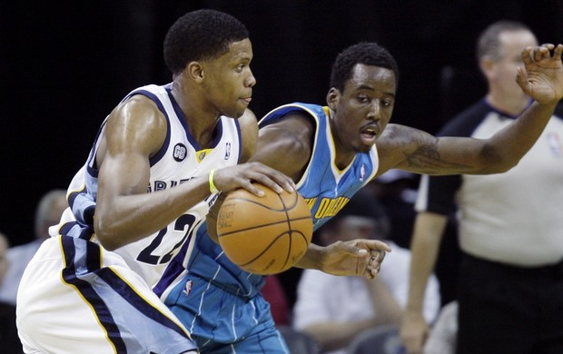 Rudy Gay, Memphis Grizzlies (Foto: AP)