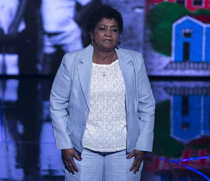 Mãe de Luís Miranda, Luzia se declara para o filho (Foto: Ellen Soares / Gshow)