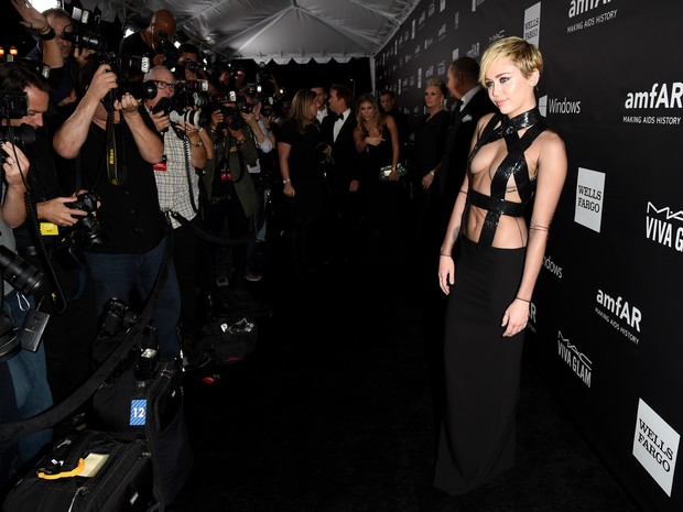 Miley Cyrus (Foto: Jason Merritt/ Getty Images/ AFP)
