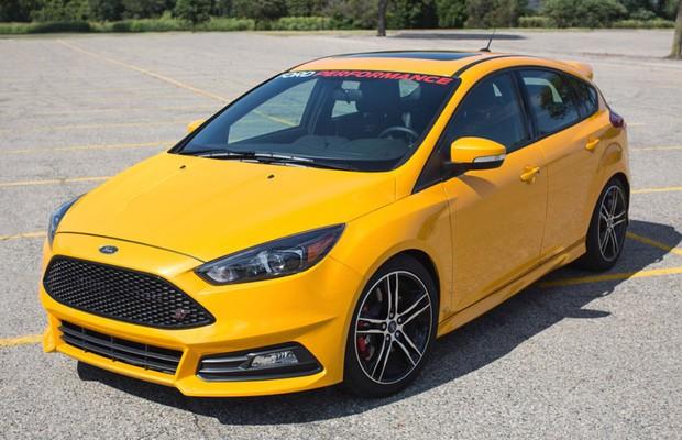 Ford eleva potência do Focus ST 2015 para 278 cv