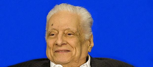 Max Nunes morreu aos 92 anos (Foto: Memória Globo)
