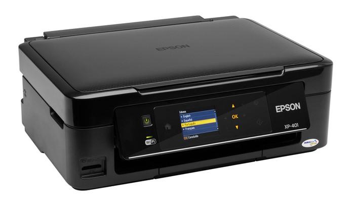 Impressoras com dimensões menores também são mais adequadas a ambientes domésticos (Foto: Divulgação / Epson)