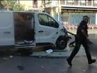 Barcelona sofre ataque: van avança sobre pedestres e 13 morrem