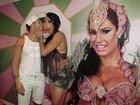 'A gente nunca sabe', disse Gracyanne Barbosa sobre reinado na Mangueira