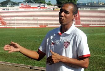 Marcelo Santos, Noroeste, Copa Paulista (Foto: Sérgio Pais)