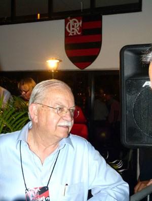 Delair, Flamengo (Foto: Vicente Seda / Globoesporte.com)