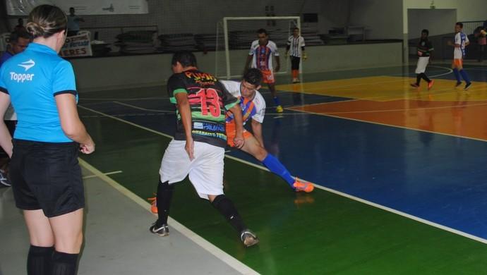 Série Ouro (Foto: Federação de Futsal Tocantinense\ Divulgação)