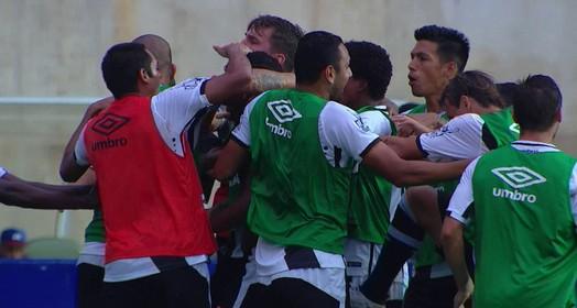 Gol do Vasco