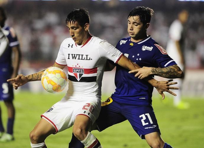 Corinthians tem interesse em lateral do Cruzeiro
