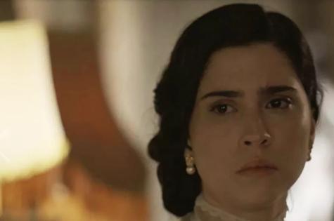Olívia Torres, a Tereza de 'Tempo de amar' (Foto: TV Globo)