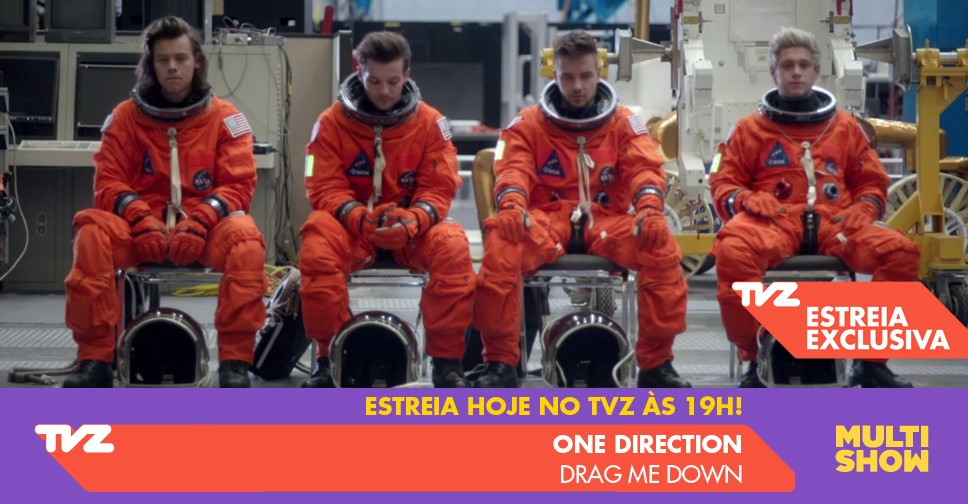 tvz one direction (Foto: Multishow)