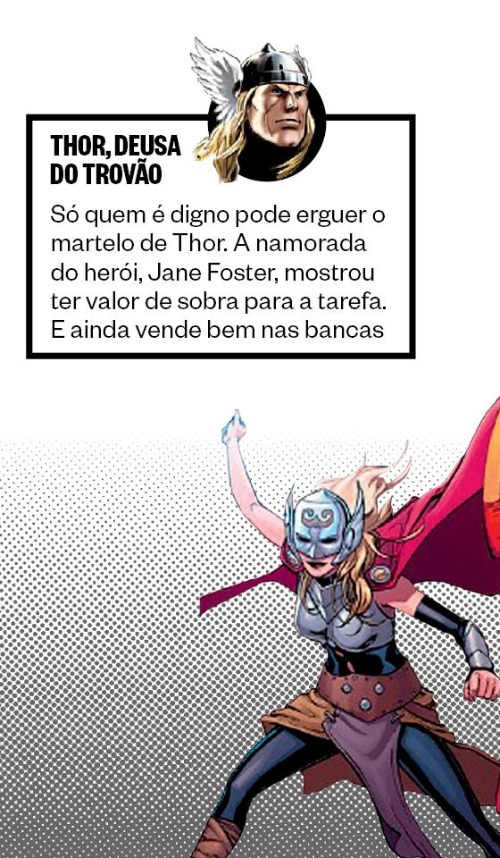 Thor - Deusa do trovão  (Foto: Divulgação)
