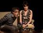 Casal contracena no palco pela 1ª vez em 'Uma Noite Sem Aspirador De Pó'