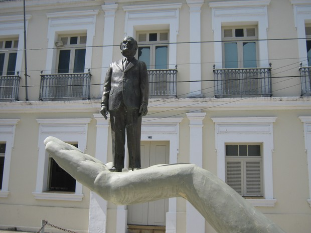 Memorial Câmara Cascudo (Foto: Acervo Ludovicus/ Instituto Câmara Cascudo)