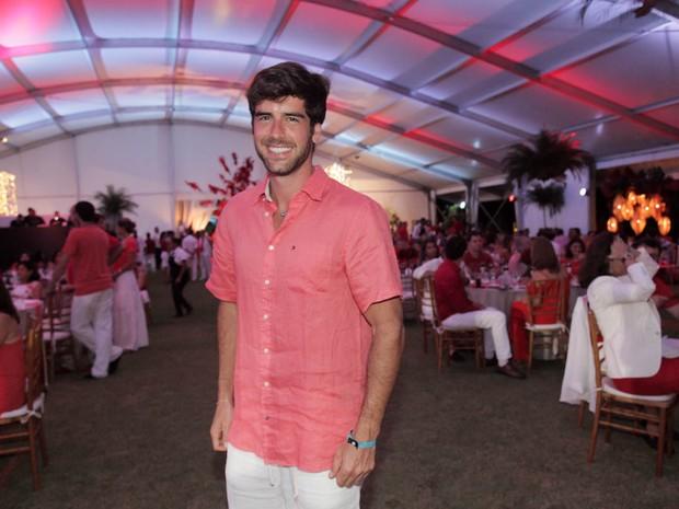 Marcos Pitombo em evento em Trancoso, na Bahia (Foto: Marcos Ribas/ Brazil News)