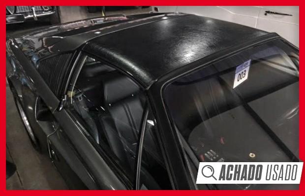 """A Ferrari 308 GTS é diferenciada da GTB pela oferta de teto solar """"targa"""" (Foto: Reprodução)"""