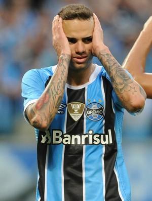 Luan pênalti Grêmio x Corinthians (Foto: Wesley Santos/Agência PressDigital)