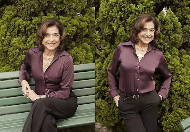 Betty Faria (Foto: Nino Andres/Ed.Globo)