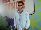Bruno Gissoni curte 1º dia do Lollapalooza: 'Paquerar, não. Só curtir'