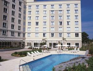 Hotel Deville será a casa da Seleção a partir de sexta (Foto: Divulgação/Hotel Deville)