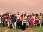 Comunidade quilombola de AL faz festa para comemorar safra