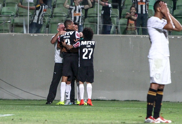 Atlético-MG; Leonardo Silva (Foto: Bruno Cantini/CAM)
