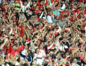 Torcida Flamengo Maracanã (Foto: Alexandre Vidal / Fla Imagem)