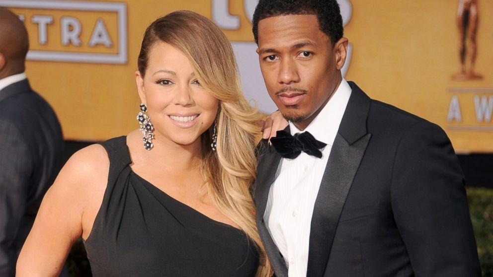 Nick Cannon e Mariah Carey (Foto: Divulgação)