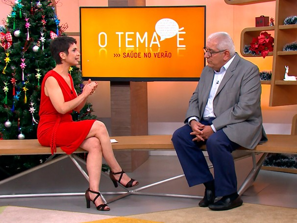 Salim Helito responde as dúvidas enviadas pelo VC no Como Será? (Foto: Globo)