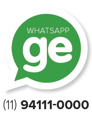 Arte WhatsApp GE (Foto: GloboEsporte.com)
