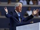 Bill Clinton prega união ao defender Hillary: 'Nos fará mais fortes juntos'